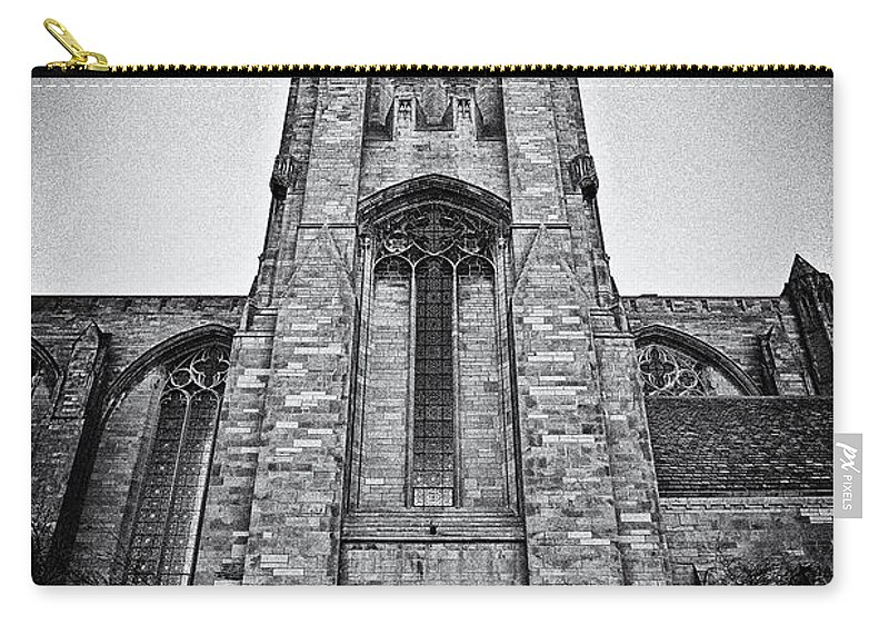 Cj Schmit Carry-all Pouch featuring the photograph Stand Tall Stand Strong by CJ Schmit
