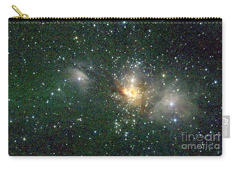 Astronomy Carry-all Pouch featuring the photograph Star Forming Region by 2MASS project / NASA