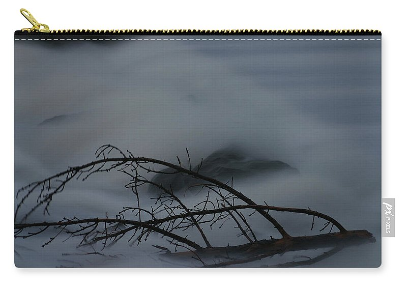 Autumn Carry-all Pouch featuring the photograph Still by David Rucker