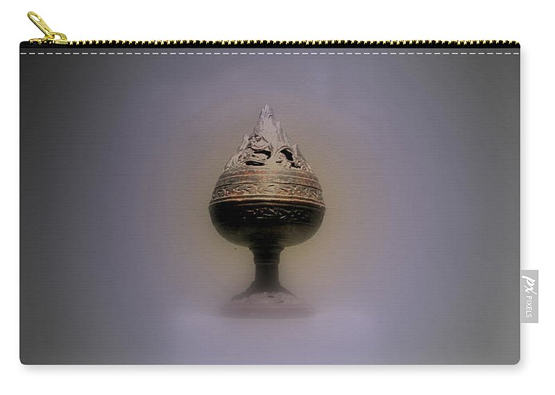 Museum Carry-all Pouch featuring the photograph Still Life - Vessel by Kathleen Grace
