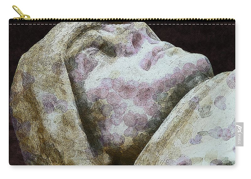 Loved Carry-all Pouch featuring the photograph Still Loved by Steve Taylor