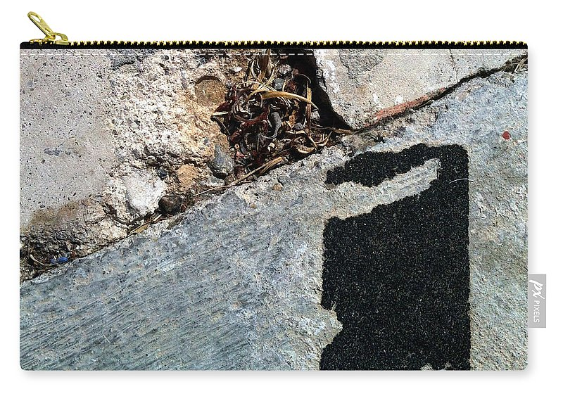 Marlene Burns Carry-all Pouch featuring the photograph Streets Of Tucson 113 by Marlene Burns