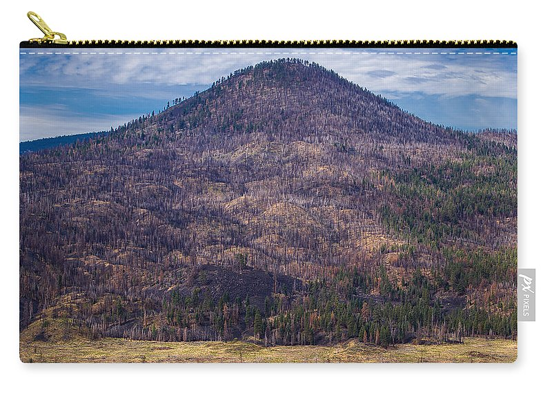 Sugarloaf Peak Carry-all Pouch featuring the photograph Studies In Sugarloaf Peak 4 by Greg Nyquist
