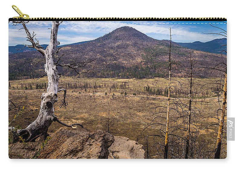 Sugarloaf Peak Carry-all Pouch featuring the photograph Studies On Sugarloaf Peak 3 by Greg Nyquist