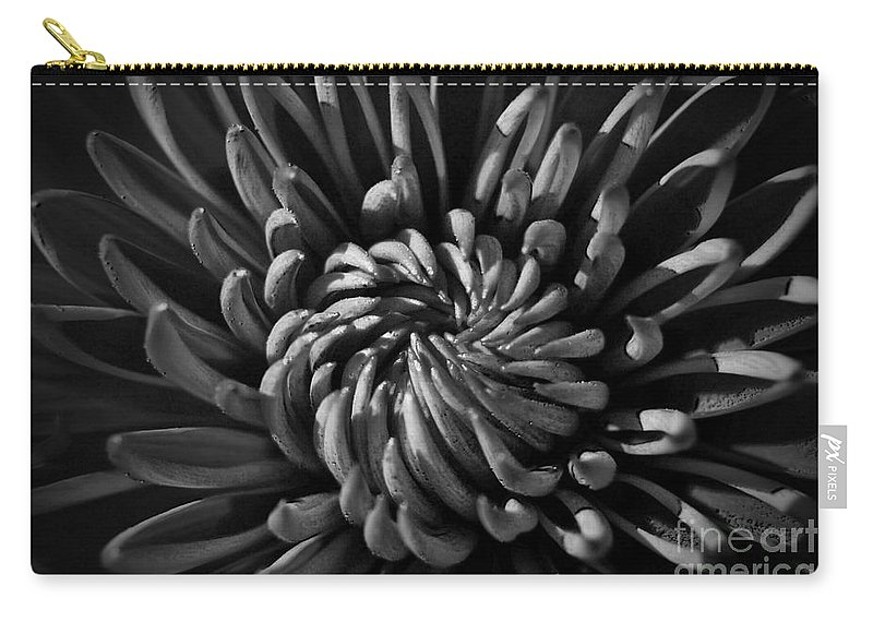 Yhun Suarez Carry-all Pouch featuring the photograph Swirl by Yhun Suarez