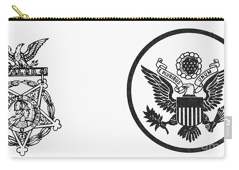 Symbols: U s  Army Carry-all Pouch