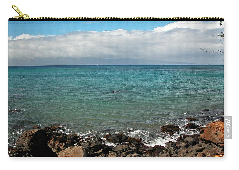 Maui Carry-all Pouch featuring the photograph The Magic Of Maui by Lynn Bauer