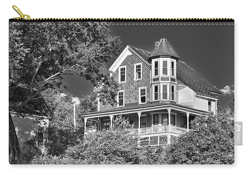 Guy Whiteley Photography Carry-all Pouch featuring the photograph The Old Homestead by Guy Whiteley