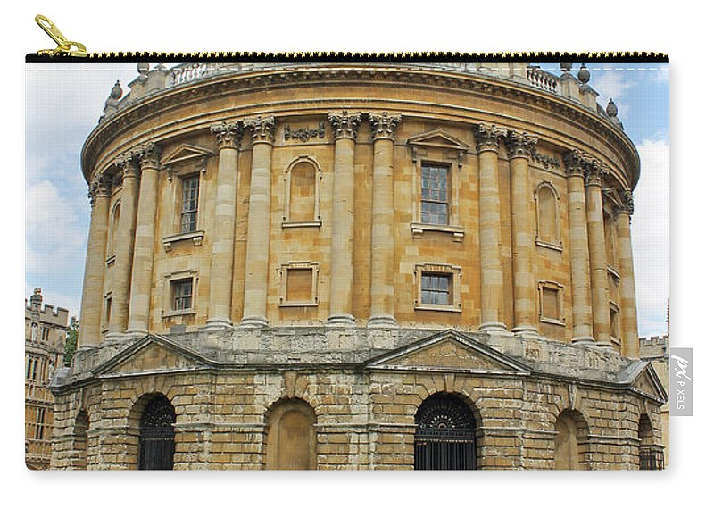 Oxford Carry-all Pouch featuring the photograph The Radcliffe Camera by Tony Murtagh