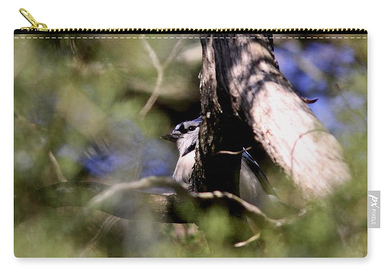 Nature Carry-all Pouch featuring the photograph The Thief by Travis Truelove