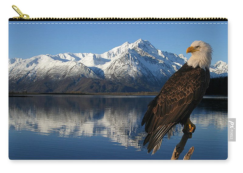 Doug Lloyd Carry-all Pouch featuring the photograph The Watcher by Doug Lloyd
