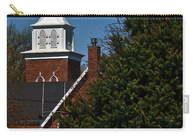 Church Carry-all Pouch featuring the photograph There Are Times by Edward Peterson