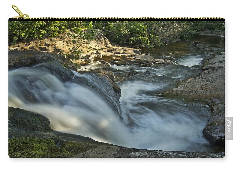 Landscape Carry-all Pouch featuring the photograph Top Of The Dog 4191 by Michael Peychich