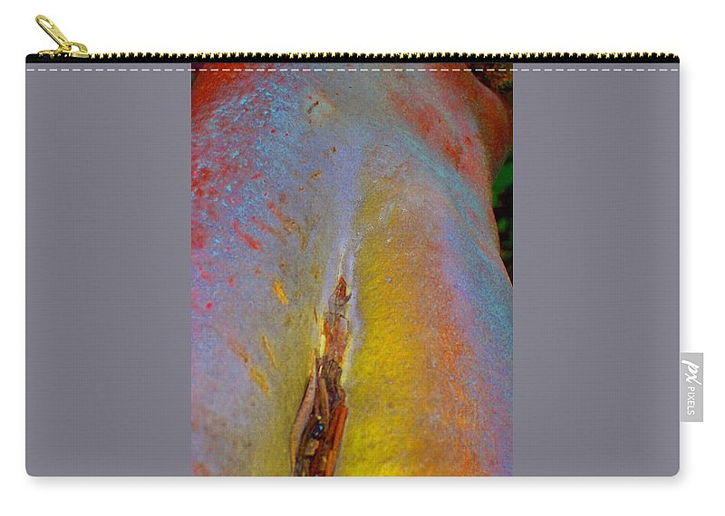 Nature Carry-all Pouch featuring the digital art Transform by Richard Laeton