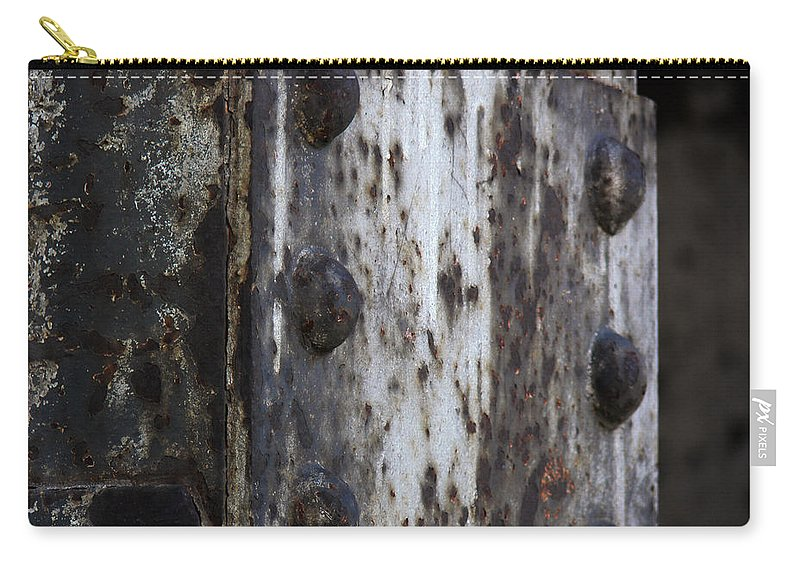 Tn Carry-all Pouch featuring the photograph Under The Bridge by Ericamaxine Price