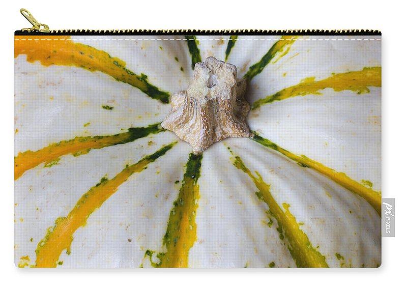 Agriculture Carry-all Pouch featuring the photograph We Can Be Unique by Heidi Smith
