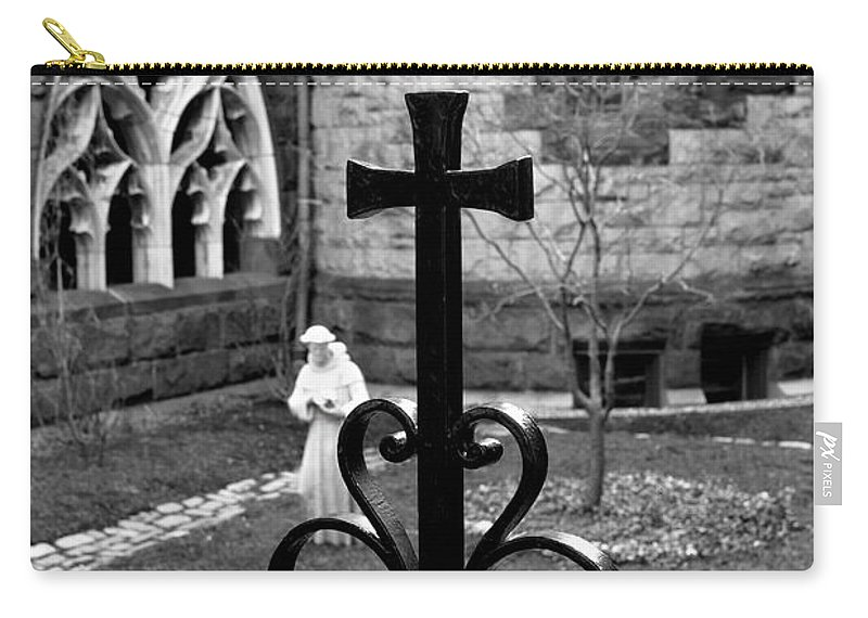 Art Carry-all Pouch featuring the photograph Welcoming Light by Greg Fortier