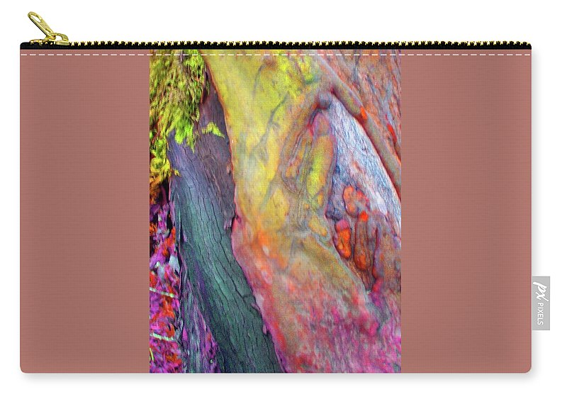 Nature Carry-all Pouch featuring the digital art Winning Ticket by Richard Laeton