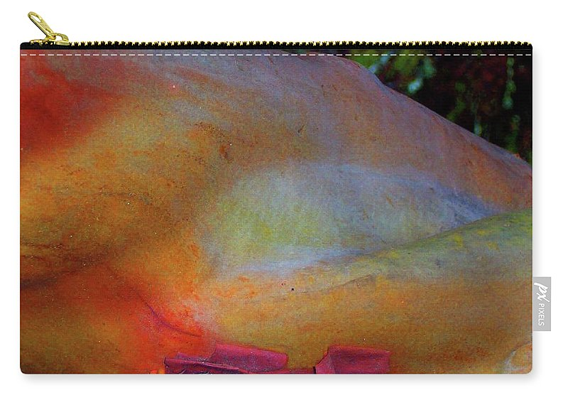 Nature Carry-all Pouch featuring the digital art Wonder by Richard Laeton