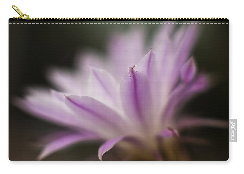 Xereus Carry-all Pouch featuring the photograph Xereus Dream by Mike Reid