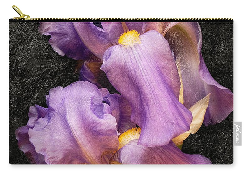 Andee Design Iris Carry-all Pouch featuring the photograph Young And In Love 1 by Andee Design