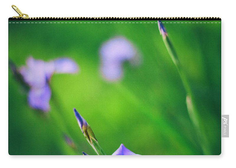 Flowers Carry-all Pouch featuring the photograph ... by Marek Rucinski