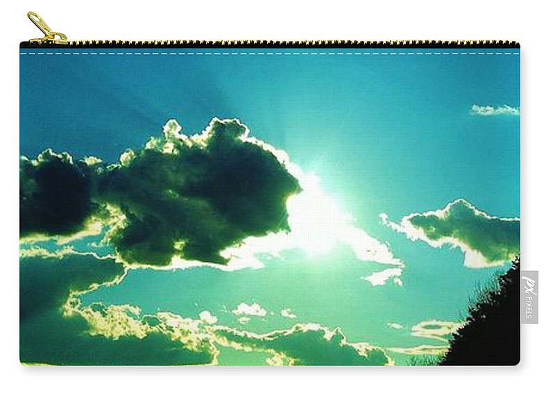 Iphone 4s Carry-all Pouch featuring the photograph 05042013028 by Debbie L Foreman