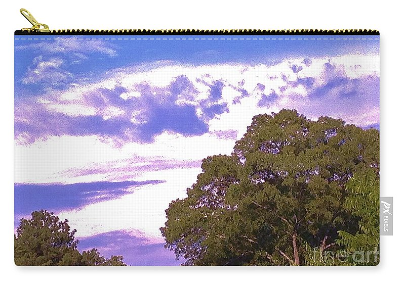 Iphone 4s Carry-all Pouch featuring the photograph 05222012003 by Debbie L Foreman