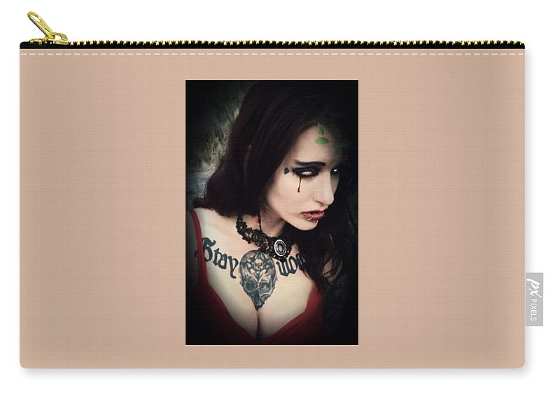 Feral 69 Carry-all Pouch featuring the photograph 1 - 122 by Feral Sixty Nine