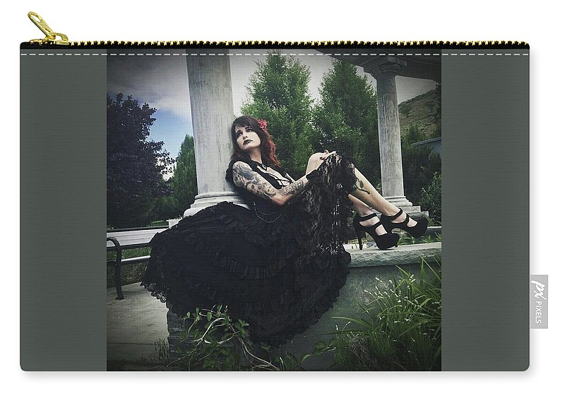 Feral 69 Carry-all Pouch featuring the photograph 1 - 131 by Feral Sixty Nine