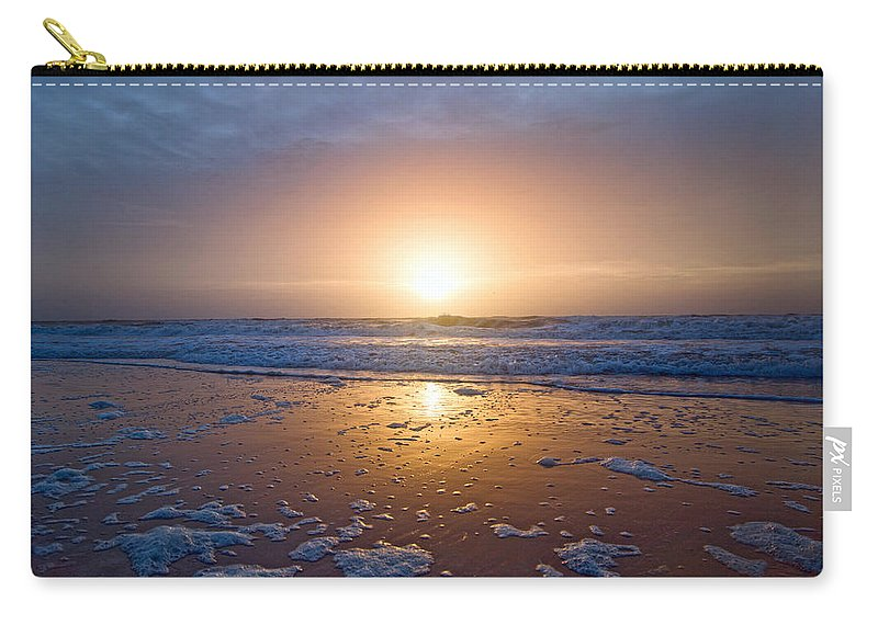 Romance Carry-all Pouch featuring the photograph A Gift Every Morning by Betsy Knapp