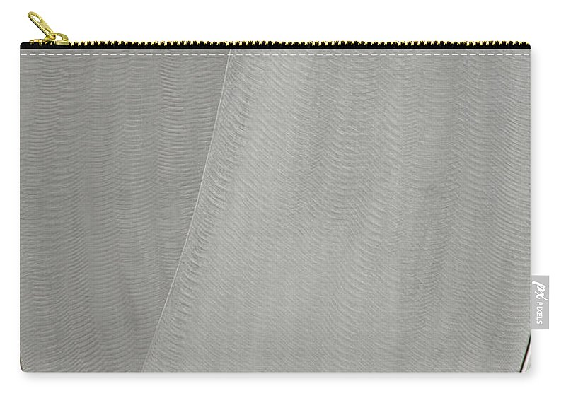 Abstracts Carry-all Pouch featuring the photograph Abstract One Fine Art by James BO Insogna