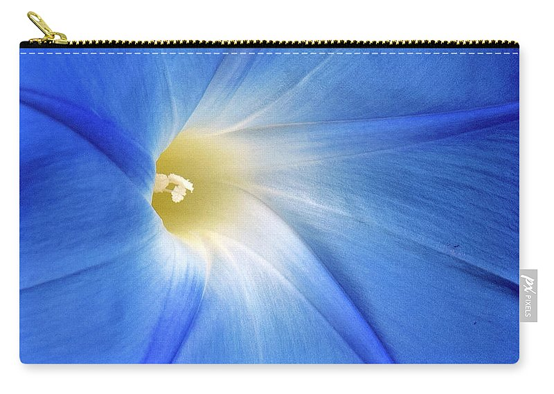 Plant Carry-all Pouch featuring the photograph The Allure by Stephen Flint