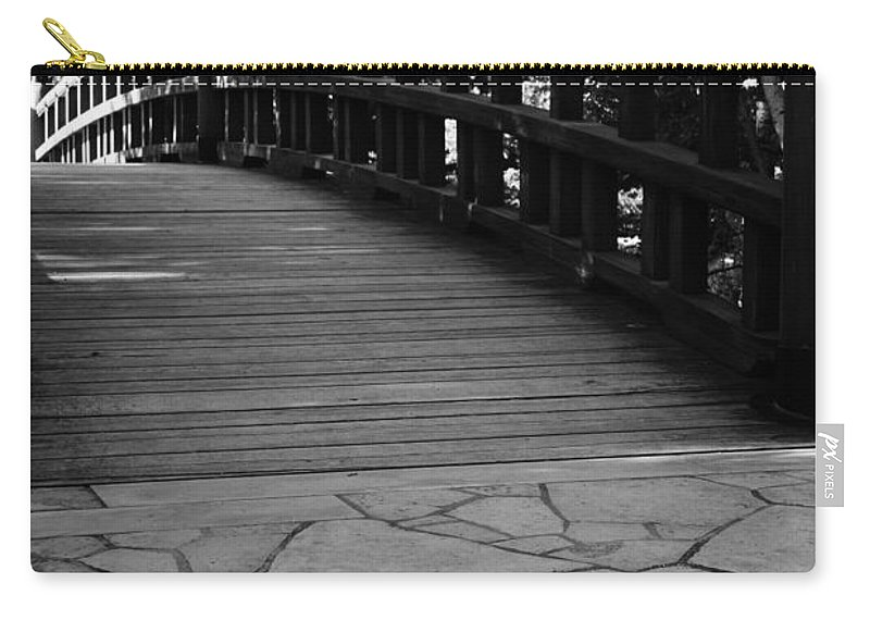 Carry-all Pouch featuring the photograph Carry On by Jamie Lynn