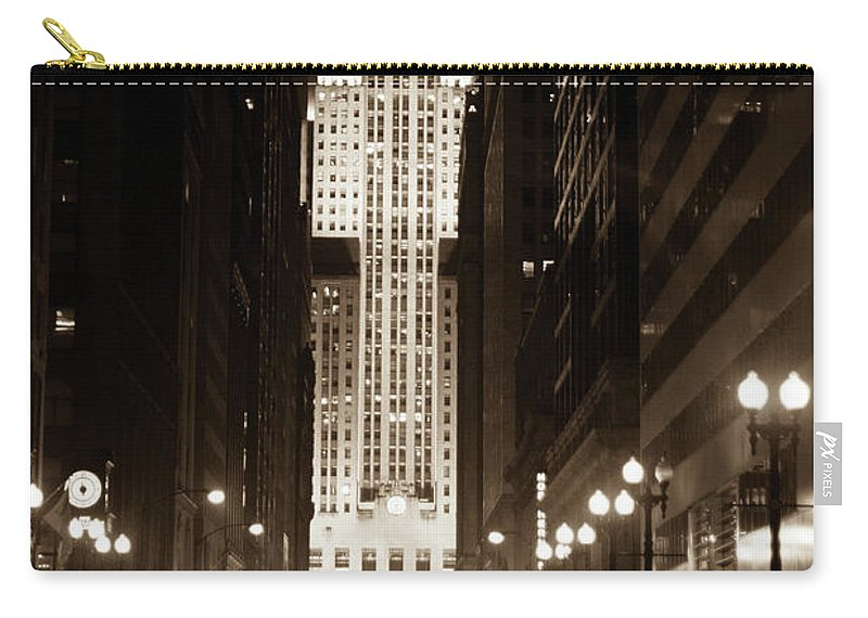 Carry-all Pouch featuring the photograph Cbot by Sue Conwell