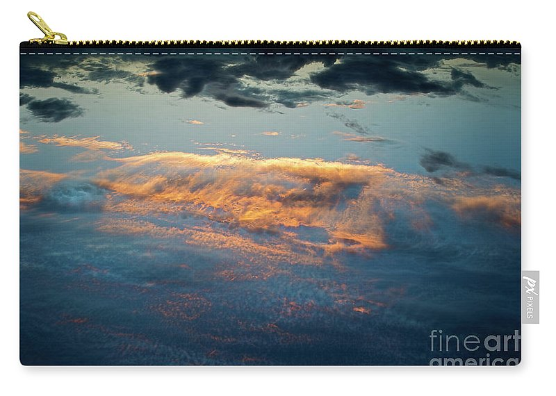 Clouds Carry-all Pouch featuring the photograph Clouds by David Arment