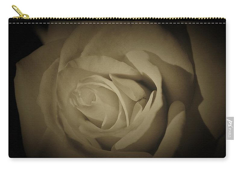 Racism Carry-all Pouch featuring the photograph Color Blind by John Glass
