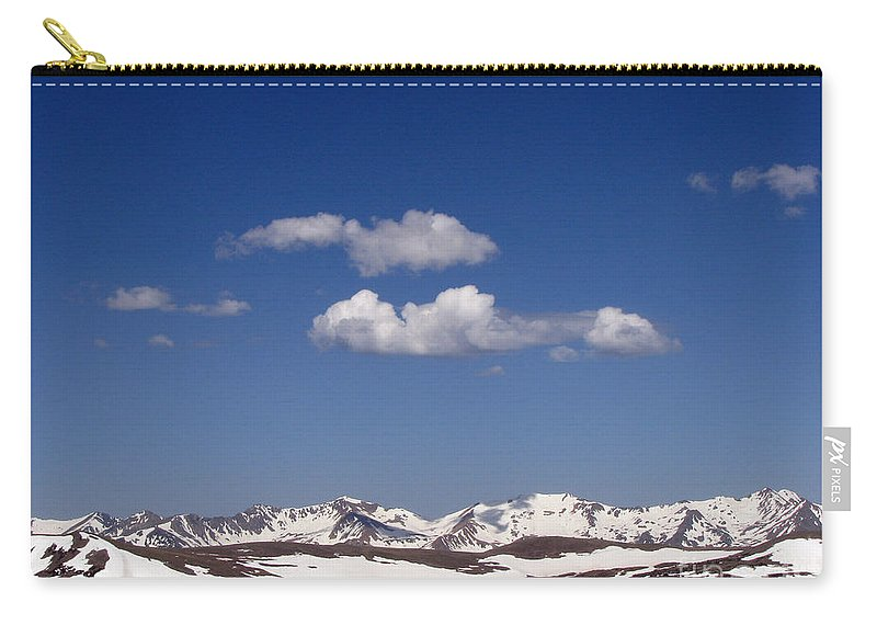 Mountains Carry-all Pouch featuring the photograph Colorado by Amanda Barcon