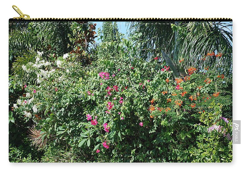 Landscape Carry-all Pouch featuring the photograph Colors by Rob Hans