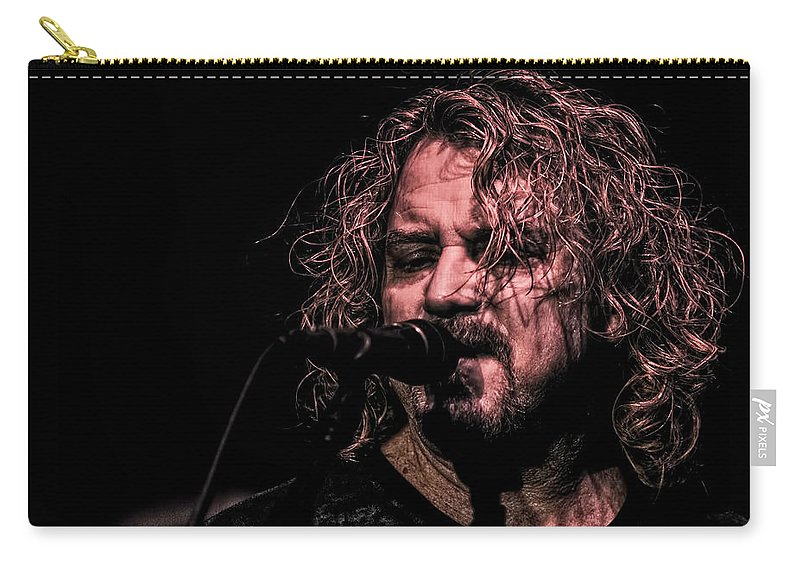 Capps Carry-all Pouch featuring the photograph Danny Chauncey Vii by Pete Federico