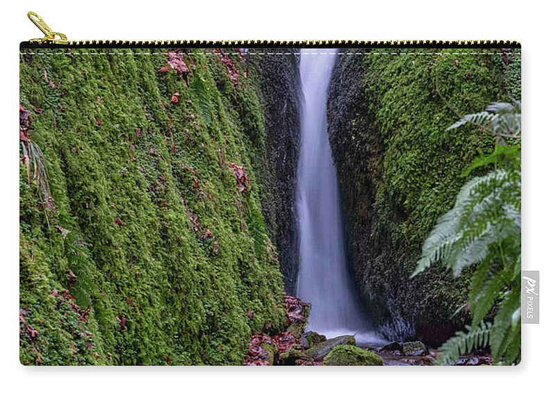 Dollar Glen Carry-all Pouch featuring the photograph Dollar Glen In Clackmannanshire by Jeremy Lavender Photography