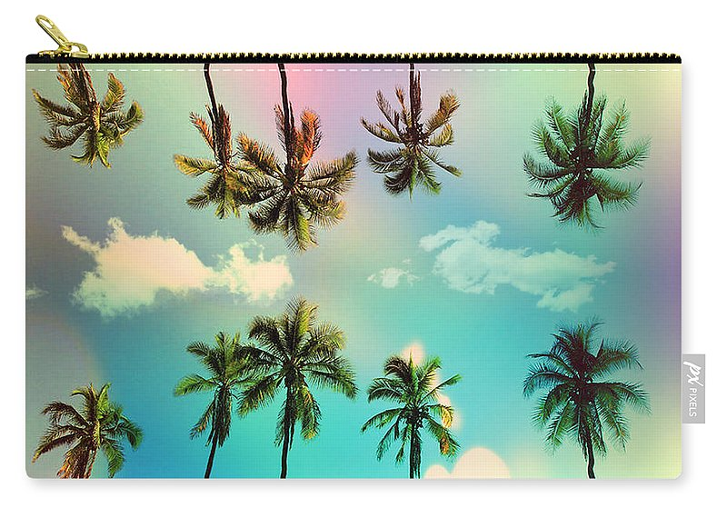 Venice Beach Carry-all Pouch featuring the photograph Florida by Mark Ashkenazi