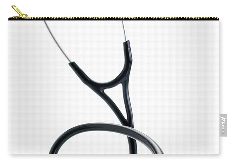 Medicine Carry-all Pouch featuring the photograph High Blood Pressure by George Mattei