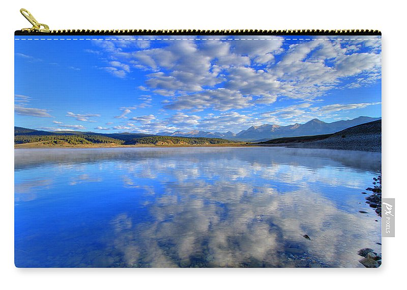 Inspire Carry-all Pouch featuring the photograph Inspiration by Scott Mahon