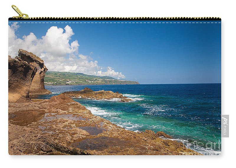 Islet Carry-all Pouch featuring the photograph Islands by Gaspar Avila