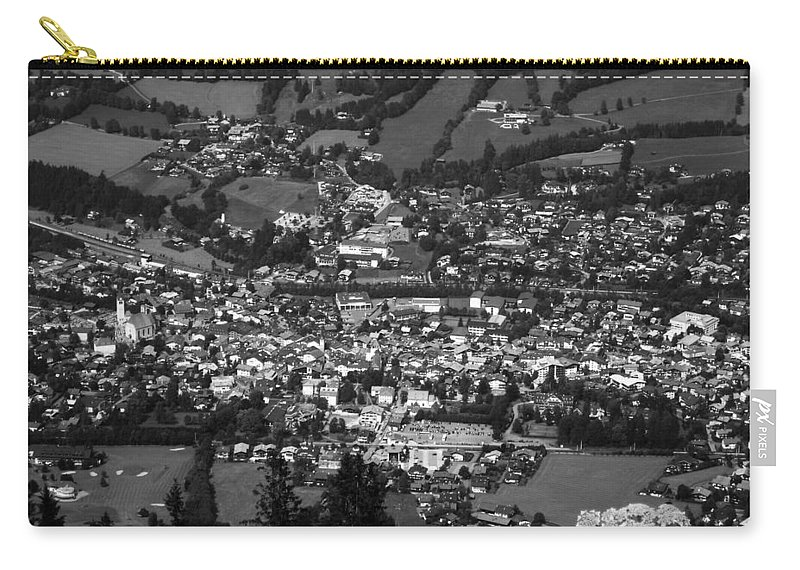 Europe Carry-all Pouch featuring the photograph Kitzbuehel by Juergen Weiss