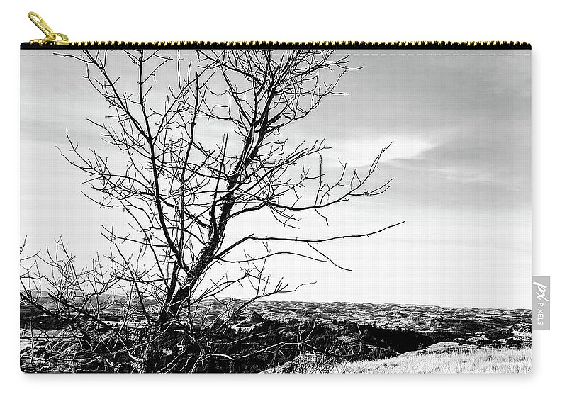 Rural Carry-all Pouch featuring the photograph Landscape by Justin Parkinson