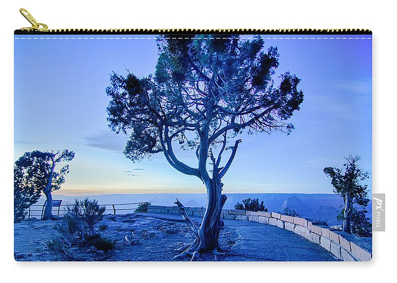 Canyon Carry-all Pouch featuring the photograph Landscapes At Grand Canyon Arizona by Alex Grichenko