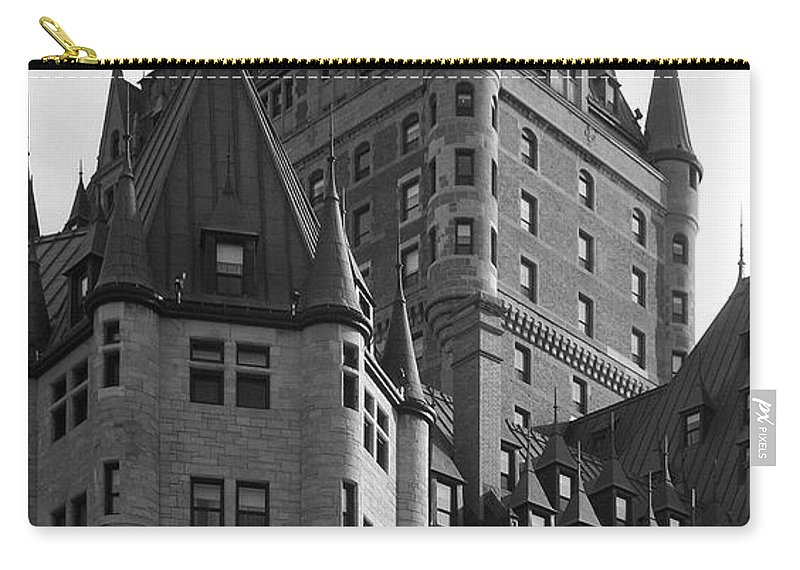 North America Carry-all Pouch featuring the photograph Le Chateau by Juergen Weiss