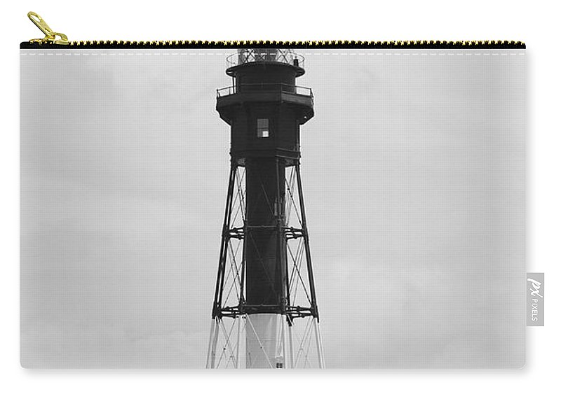 Landscape Carry-all Pouch featuring the photograph Light House by Rob Hans
